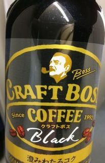 CRAFT BOSS COFFEE Black