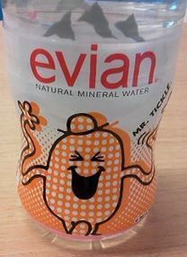 evian MR.TICLE