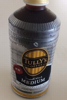 TULLY'S COFFEE Smooth Black MEDIUM